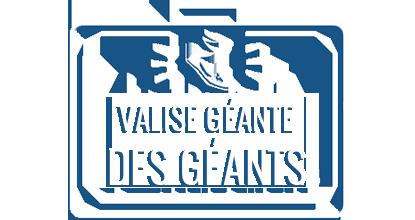 LA VALISE GÉANTE DES GÉANTS